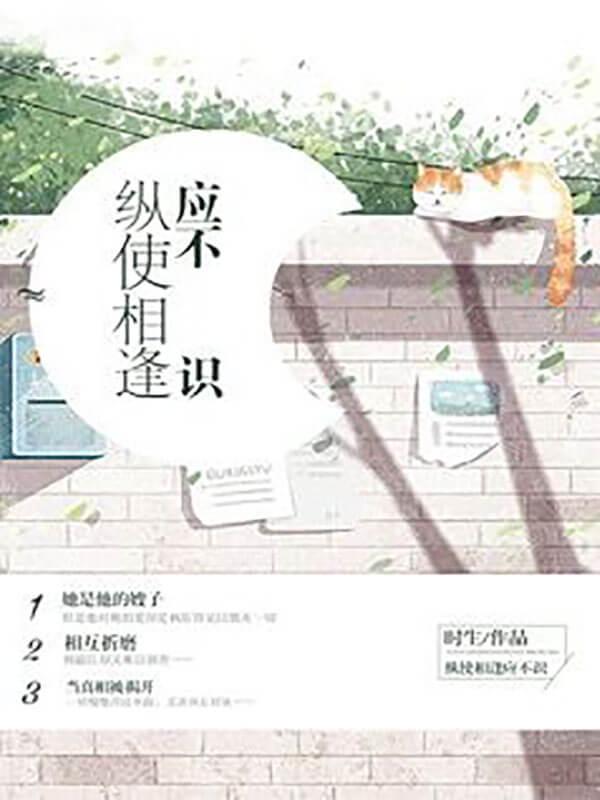 《纵使相逢应不识》陆承瑾苏眠小说全文免费阅读